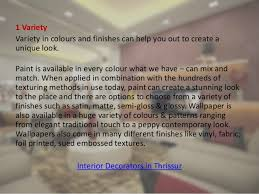paint or wallpaper paint or wallpaper better option for your