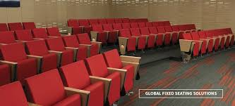 Lecture Hall Desk Auditorium Seating Lecture Hall Seating Fixed Seating Solutions