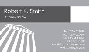 Business Cards Attorney Lawyer Business Cards Attorney Business Cards