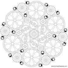 intricate mandala coloring pages 96 coloring pages
