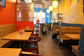 selected furniture booths guide tacoarepa opens in downtown bethesda bethesda beat bethesda md