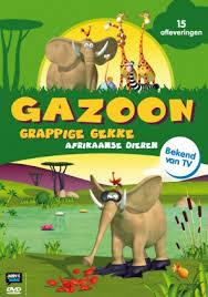 film animasi gazoon gazooon dvd grappige gekke dieren 9 95 just4kids webshop