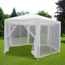 Canopy Tent Wedding by Amazon Com Quictent 11x13 Outdoor Garden Canopy Party Wedding