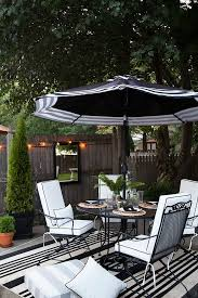 Best  White Patio Furniture Ideas On Pinterest Outdoor - Black outdoor furniture