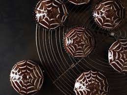 halloween spider web cake red velvet spider web cupcakes recipe grace parisi food u0026 wine