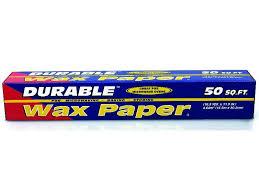 printable wax paper butcher rolls freezer rolls and patty paper