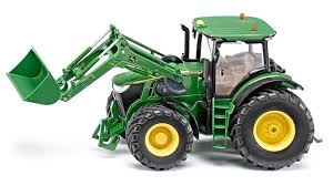 Radio Controlled Front Loader 1 10 Scale Rc Bulldozer Construction Remote Control Model Tractors Wonderland Models