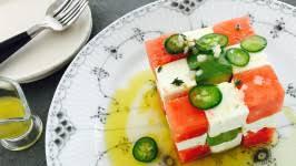 winter fruit salad with lemon poppy seed dressing recipe genius