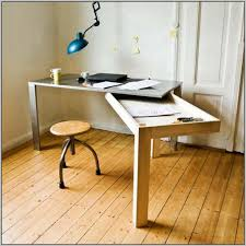 Small Office Desk Solutions Desk Solutions For Small Spaces Home Design Ideas With Space Used
