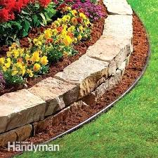 Rock Garden Beds Raised Garden Bed With Bricks Raised Rock Raised Garden Beds Made