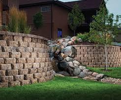 retaining walls block walls queens bronx brooklyn ny