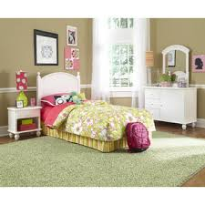 Twin Bedroom Set by Powell Furniture 4 Pc Powell Bright White Twin Bedroom Set
