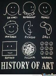 History Of Memes - history of art by ben meme center