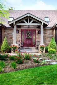 ranch home style front porch porch ranch home style