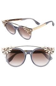 Party Glasses Swarovski Crystal Summer U0027s Sunglass Shapes Nordstrom Fashion Blog