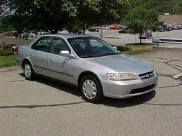 1999 honda accord silver 1999 honda accord coupe 2 door in pennsylvania for sale used