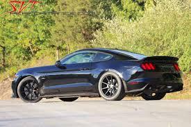 A Black Mustang 2017 Steeda Q750 Midnight Edition Svtperformance Com