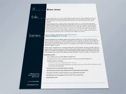 Indesign Resume Tutorial 2014 Resume Template Indesign
