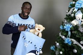 pay manchester city stars wear festive jumpers for christmas shoot jpg