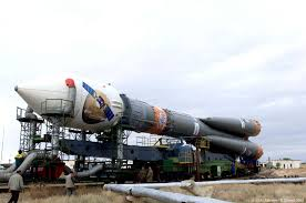 space in images 2003 05 29 may 2003 the soyuz launcher