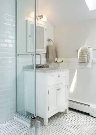 Bead Board Bathroom Floor To Ceiling Beadboard Bathroom Bathroom Traditional With Tile