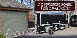 tailgating trailers for sale custom tailgate trailers custom