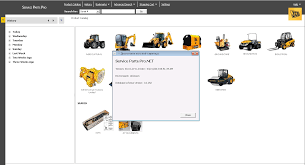 jcb spp 2013 parts catalog service repair manuals