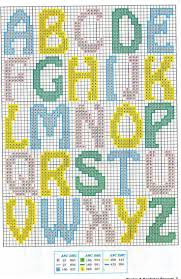 hama bead letter templates 332 best x stitch alphabets images on pinterest cross stitch mid large alphabet uppercase