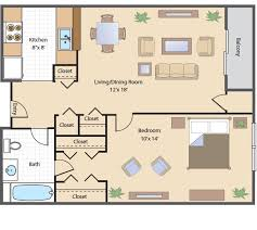one bedroom apartments in md 13 best floorplans images on pinterest apartment layout 1 bedroom