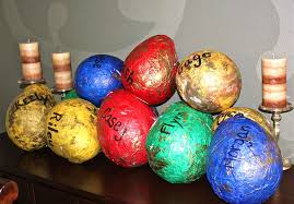 paper mache egg top 30 crafty paper mache projects you can try for yourself
