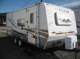 salem travel trailers model 19bh