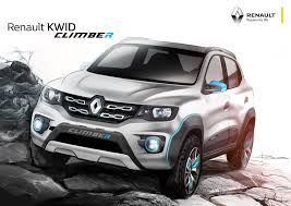 renault suv 2016 renault kwid climber launched in india prices starts from rs 4 30