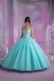 online shop new quinceanera dress pink short sleeve blue organza