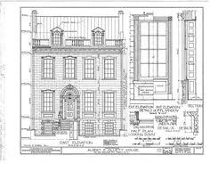 vintage house plan second floor plan of the white house around