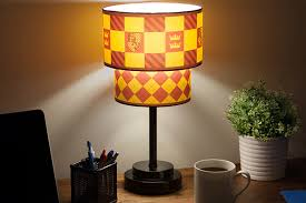 harry potter night light harry potter quidditch table l for only 11 99 at think geek