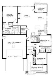 open floor plan house plans one story one story house plans with open concept plan 1275 floor plan