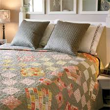 Bed Quilt Sassy Simplicity Free Quick U0026 Easy Lap Quilt Pattern