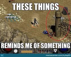 Diablo Meme - diablo 2 is a great game by recyclebin meme center