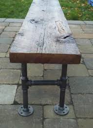 Bench Supports Best 25 Industrial Bench Ideas On Pinterest Diy Industrial