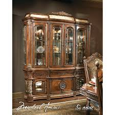 michael amini villa valencia china cabinet by aico for 5 567 00