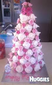 meringue tower huggies birthday cake gallery huggies