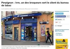 bureau de tabac perpignan les 30 pires titres de presse française en 2015