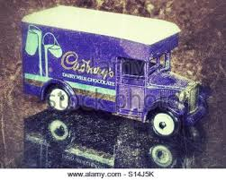chocolate delivery diecast vehicle a cadbury s dairy milk chocolate delivery by