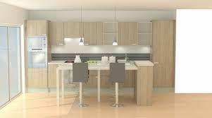 cuisine en perspective conception d une cuisine plans et vues en perspective