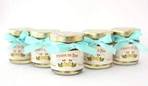 honey jar wedding favors meant to bee honey customized mini honey jar wedding bomboniere
