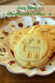 marzipan shortbread cookies by my kitchen in the rockies colorado