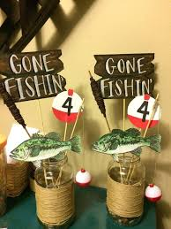 party centerpieces for tables fishing centerpiece ideas best party themes on retirement