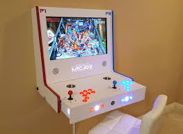 how to make an arcade cabinet this mod turns a steam link machine into an interactive diy arcade