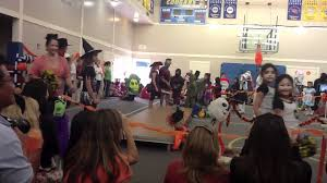 2011 clairbourn halloween party pre k to 3rd grade youtube
