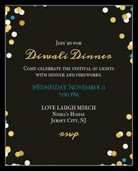 Diwali Invitation Cards For Party Diwali Celebrating With Evite Love Laugh Mirch